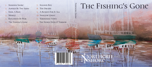 Northern Shore CD cover